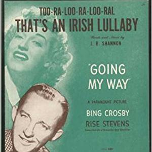 James R. Shannon Too-Ra-Loo-Ra-Loo-Ral (That's An Irish Lullaby) profile picture