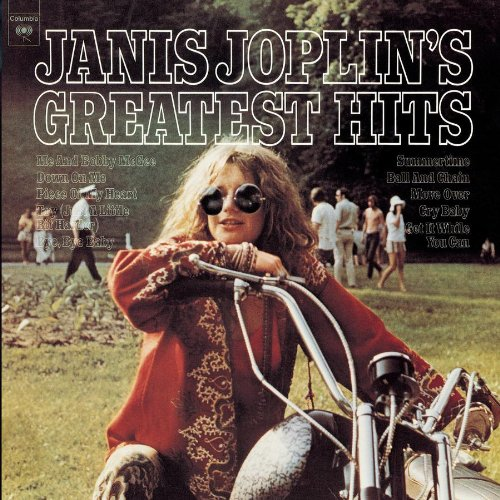 Janis Joplin Me And Bobby McGee pictures