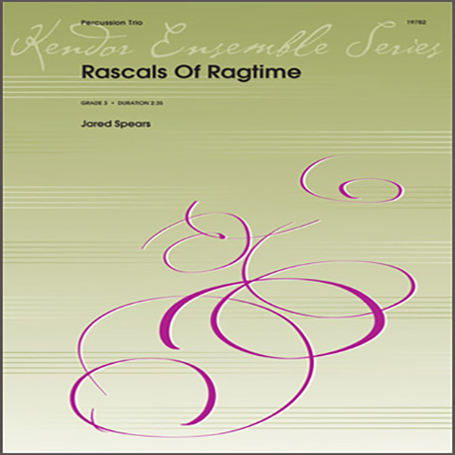 Jared Spears Rascals Of Ragtime - Percussion 3 profile picture