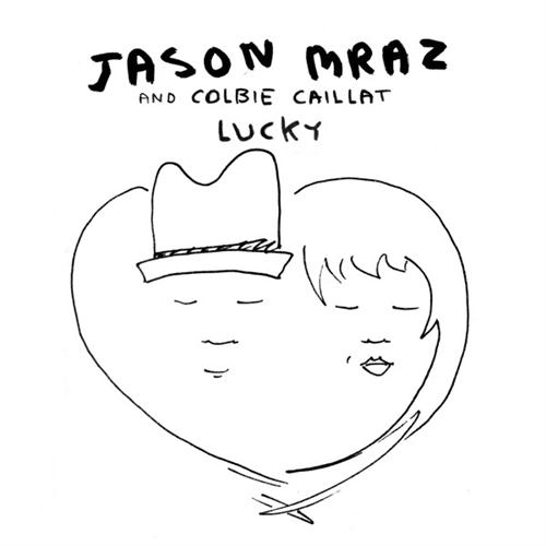 Jason Mraz & Colbie Caillat Lucky profile picture