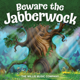 Download or print Beware The Jabberwock Sheet Music Notes by Jason Sifford for Educational Piano