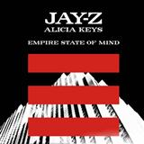 Download Jay-Z Empire State Of Mind (feat. Alicia Keys) Sheet Music arranged for Piano, Vocal & Guitar (Right-Hand Melody) - printable PDF music score including 4 page(s)