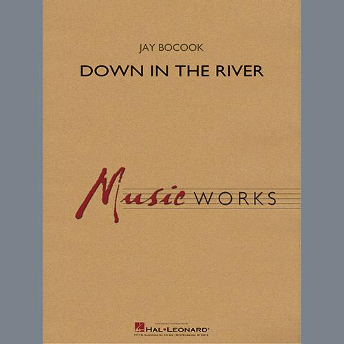 Jay Bocook Down in the River - Conductor Score (Full Score) profile picture