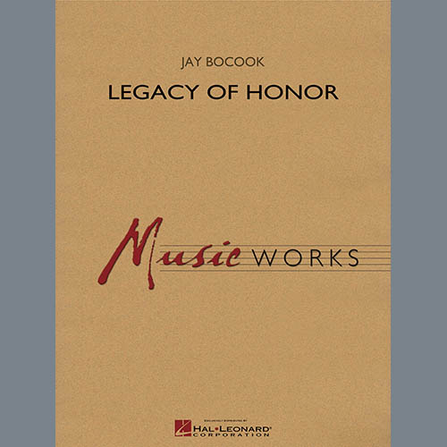 Jay Bocook Legacy of Honor - Percussion 1 pictures