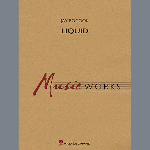 Jay Bocook Liquid - Eb Alto Saxophone 2 profile picture