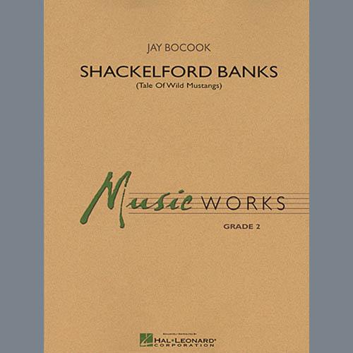 Jay Bocook Shackelford Banks - Timpani profile picture