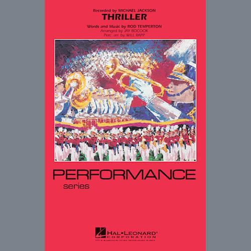 Jay Bocook Thriller - 1st Bb Trumpet profile picture
