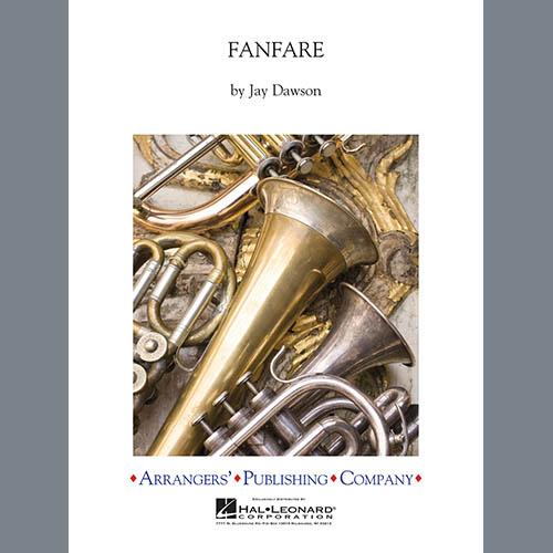 Jay Dawson Fanfare - Full Score profile picture