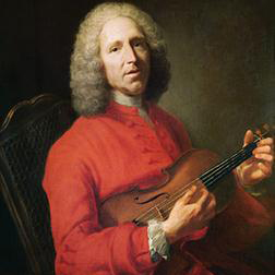 Download or print L'Indiscrete (Rondeau) Sheet Music Notes by Jean-Philippe Rameau for Piano
