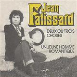 Download Jean Falissard Un Jeune Homme Romantique Sheet Music arranged for Piano & Vocal - printable PDF music score including 2 page(s)