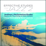Download or print Effective Etudes For Jazz, Volume 2 - Bb Trumpet Sheet Music Notes by Jeff Jarvis for Instrumental Method