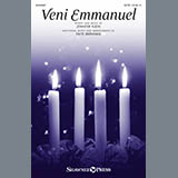 Download Jennifer Klein Veni Emmanuel (arr. Patti Drennan) Sheet Music arranged for SATB Choir - printable PDF music score including 7 page(s)