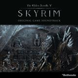 Download Jeremy Soule Dragonborn (Skyrim Theme) Sheet Music arranged for Piano - printable PDF music score including 5 page(s)