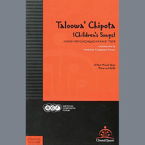 Jerod Impichchaachaaha' Tate Taloowa' Chipota (Children's Songs) profile picture