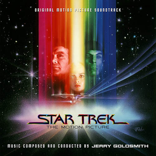Jerry Goldsmith Star Trek(R) The Motion Picture profile picture