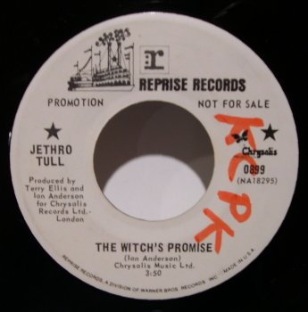 Jethro Tull The Witch's Promise pictures