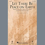 Download Jill Jackson & Sy Miller Let There Be Peace On Earth (arr. Keith Christopher) Sheet Music arranged for TTB Choir - printable PDF music score including 7 page(s)