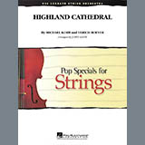 Download Jim Kazik Highland Cathedral - Violin 2 Sheet Music arranged for Orchestra - printable PDF music score including 1 page(s)
