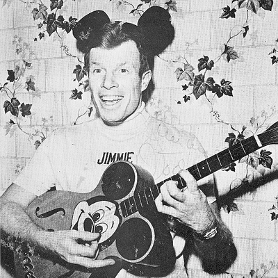 Jimmie Dodd Mickey Mouse March pictures