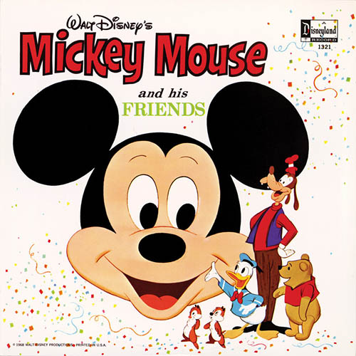 Jimmie Dodd Mickey Mouse March profile picture