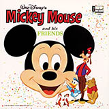 Download Jimmie Dodd Mickey Mouse March Sheet Music arranged for Cello Duet - printable PDF music score including 2 page(s)