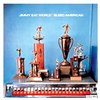 Jimmy Eat World The Authority Song profile picture