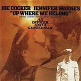 Download or print Up Where We Belong Sheet Music Notes by Joe Cocker & Jennifer Warnes for Piano