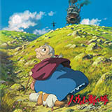 Download or print Howl's Moving Castle (The Merry-Go-Round Of Life) Sheet Music Notes by Joe Hisaishi for Piano