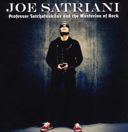 Joe Satriani Andalusia pictures