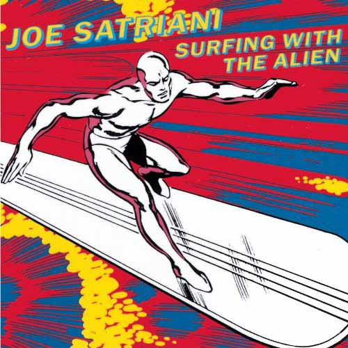 Joe Satriani Echo profile picture