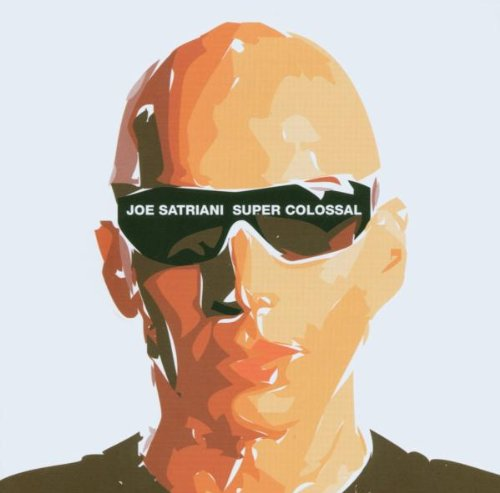Joe Satriani One Robot's Dream pictures