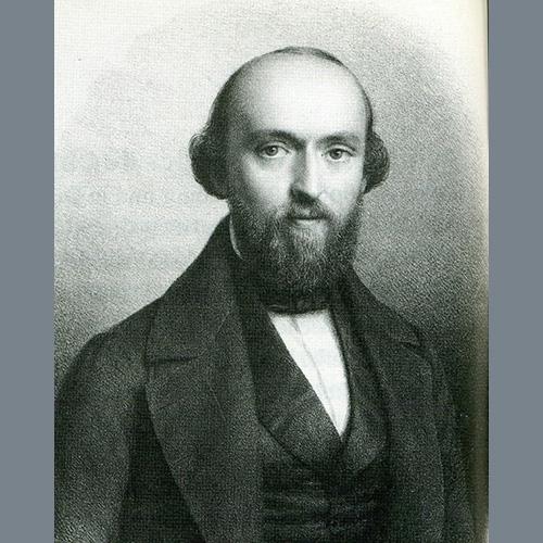Johann Friedrich Burgmuller Awakening In The Woods profile picture