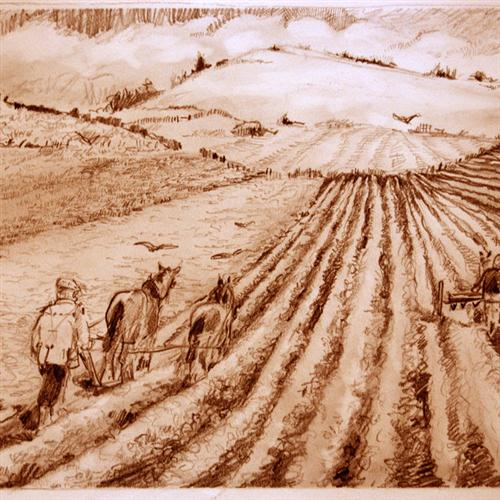 Johann Schulz We Plough The Fields And Scatter pictures