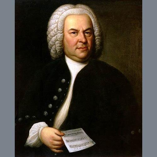 Johann Sebastian Bach Minuet profile picture