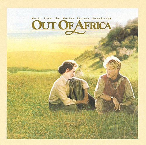 John Barry Love Theme from Out Of Africa pictures