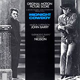 Download or print Theme from Midnight Cowboy Sheet Music Notes by John Barry for Piano