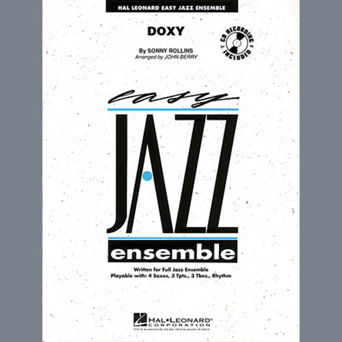 John Berry Doxy - Trombone 4 profile picture