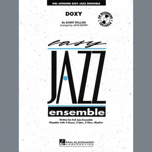 John Berry Doxy - Trumpet 3 profile picture