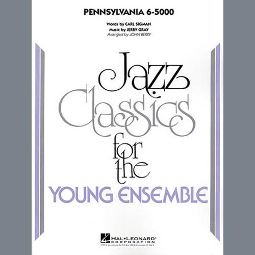 John Berry Pennsylvania 6-5000 - Piano profile picture