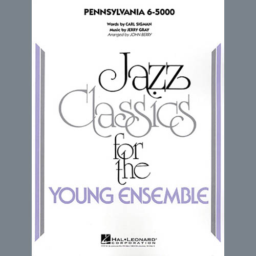 John Berry Pennsylvania 6-5000 - Trombone 1 profile picture