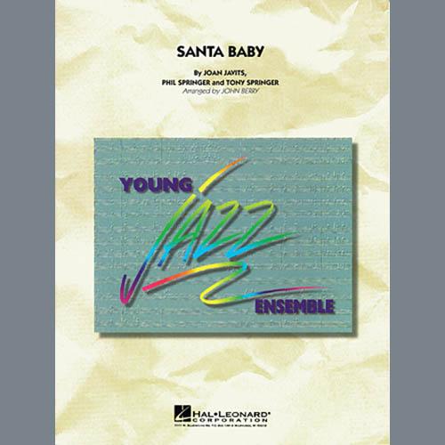 John Berry Santa Baby - Bb Solo Sheet profile picture