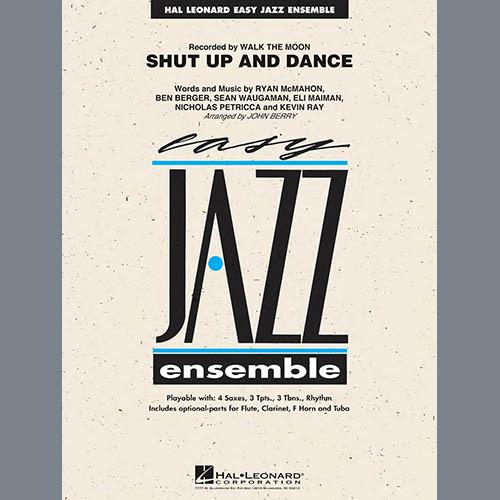 John Berry Shut Up and Dance - Baritone Sax profile picture