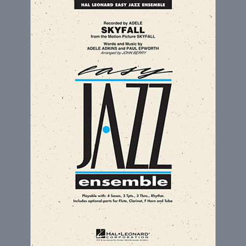 John Berry Skyfall - Trombone 1 pictures