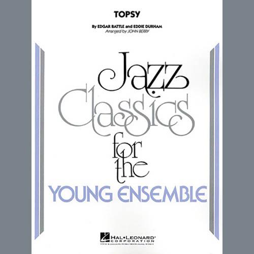 John Berry Topsy - Piano profile picture