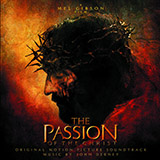 Download or print Crucifixion Sheet Music Notes by John Debney for Piano
