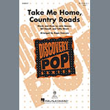Download or print Take Me Home, Country Roads (arr. Roger Emerson) Sheet Music Notes by John Denver for TB Choir