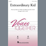 Download or print Extraordinary Kid Sheet Music Notes by John Jacobson & Mac Huff for 2-Part Choir
