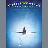 Download or print Christmas Tidings Sheet Music Notes by John Leavitt for Piano