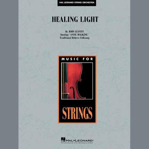 John Leavitt Healing Light - Conductor Score (Full Score) profile picture