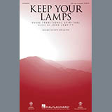 Download or print Keep Your Lamps Trimmed And Burning Sheet Music Notes by John Leavitt for SSA Choir
